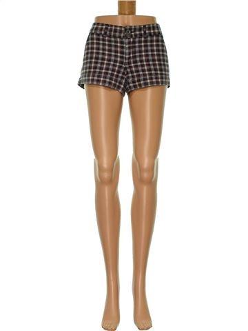 Short mujer MANGO 36 (S - T1) verano #1510456_1