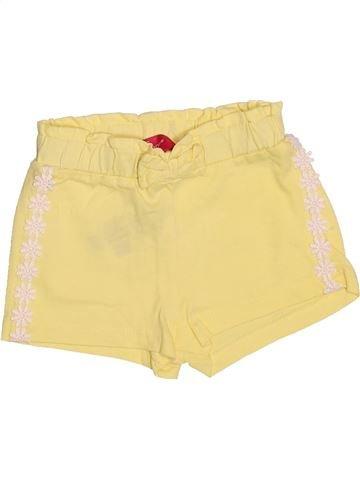 Short - Bermuda fille PRIMARK beige 12 mois été #1510492_1
