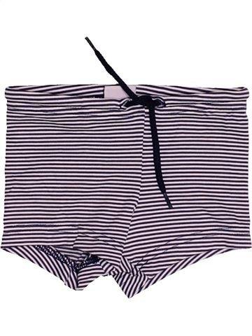 Bañador niño PETIT BATEAU blanco 6 meses verano #1510676_1