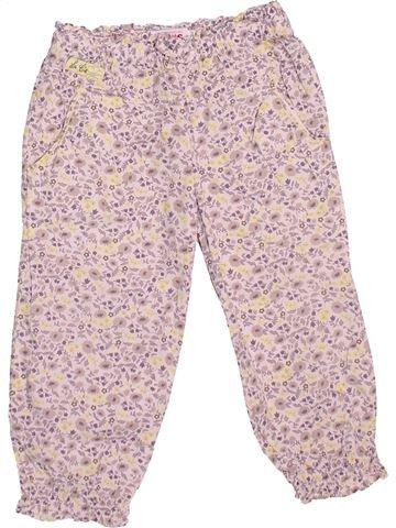 Pantalon fille LA COMPAGNIE DES PETITS rose 2 ans été #1510753_1