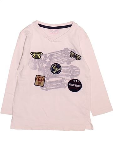 T-shirt manches longues garçon TAPE À L'OEIL rose 3 ans hiver #1511004_1