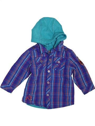 Camisa de manga larga niño ORCHESTRA azul 6 meses invierno #1511851_1