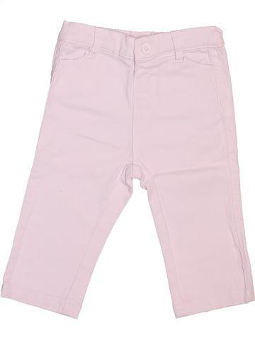 Pantalon fille GOCCO rose 9 mois été #1511905_1