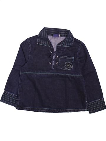 Blusa de manga larga niña SERGENT MAJOR negro 6 años verano #1512121_1