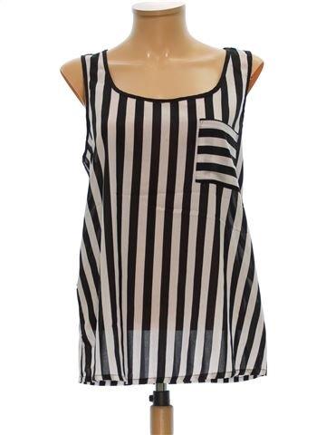 Camiseta sin mangas mujer AC S verano #1512179_1