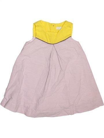 Vestido niña OBAIBI rosa 12 meses verano #1512229_1