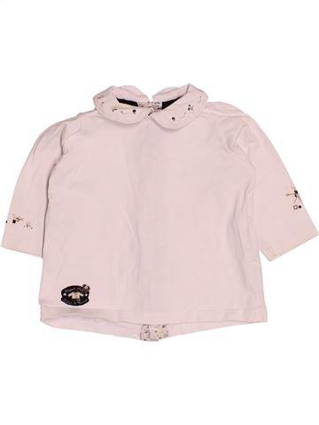 T-shirt manches longues fille SERGENT MAJOR rose 6 mois hiver #1513128_1