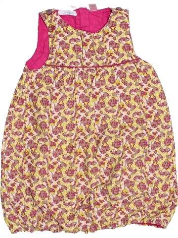Robe fille OKAIDI rose 2 ans été #1513129_1