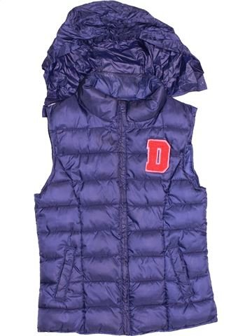 Doudoune fille DPAM bleu 10 ans été #1515348_1