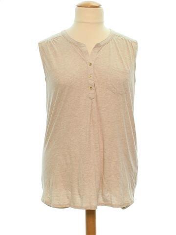 Camiseta sin mangas mujer TU 44 (L - T3) verano #1515431_1