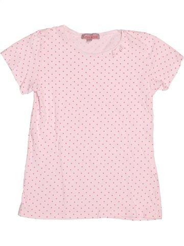 Camiseta de manga corta niña LISA ROSE rosa 10 años verano #1516150_1