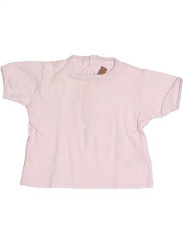 Camiseta de manga corta niño TIMBERLAND rosa 6 meses verano #1516878_1
