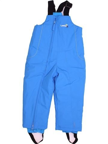 Ski garçon WED'ZE bleu 3 ans hiver #1516963_1