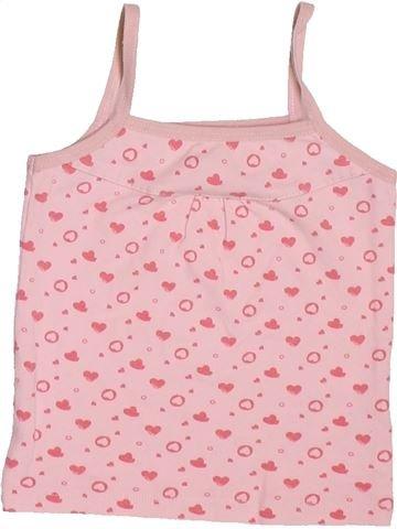 T-shirt sans manches fille VERTBAUDET violet 2 ans été #1517613_1