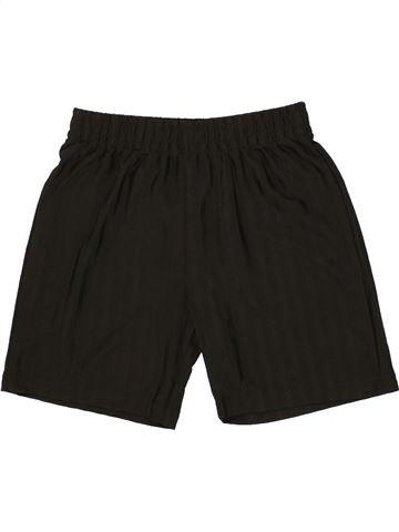 Pantalon corto deportivos niño F&F negro 8 años verano #1519022_1