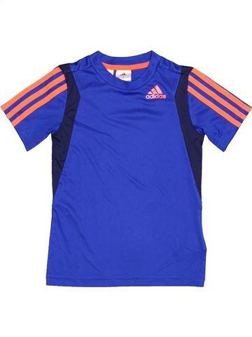 Camiseta deportivas niño ADIDAS azul 6 años verano #1519704_1