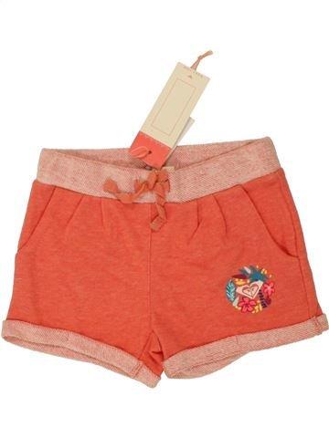 Short - Bermuda fille ROXY orange 6 ans été #1519939_1