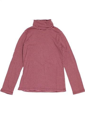 T-shirt col roulé fille SERGENT MAJOR marron 10 ans hiver #1520250_1