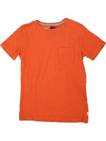 Camiseta de manga corta niño QUIKSILVER naranja 10 años verano #1520987_1