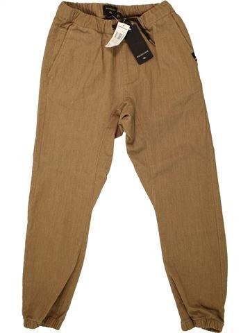 Pantalon garçon QUIKSILVER marron 8 ans hiver #1521059_1