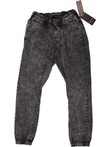 Pantalon garçon QUIKSILVER gris 8 ans hiver #1521064_1