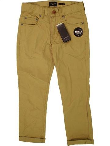 Pantalon garçon QUIKSILVER vert 8 ans hiver #1521074_1