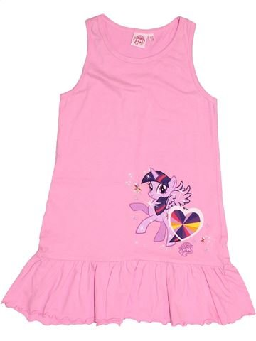 Chemise de nuit fille MY LITTLE PONY rose 8 ans été #1521913_1