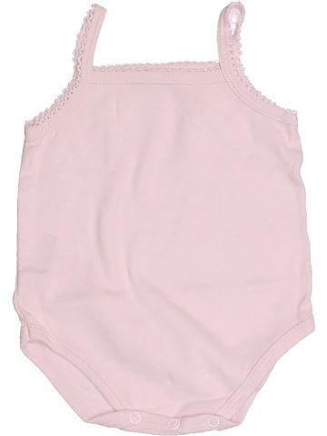 Camiseta sin mangas niña HEMA rosa 3 meses verano #1522779_1