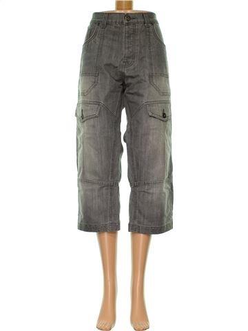 Pantalón crop mujer GEMO 48 (XL - T4) verano #1522889_1