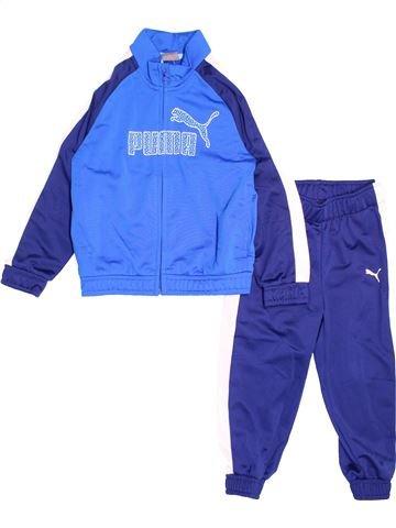 Jogging garçon PUMA violet 3 ans hiver #1523932_1