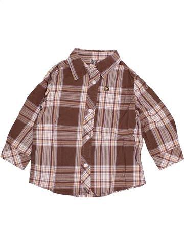 Chemise manches longues garçon TAPE À L'OEIL gris 3 ans hiver #1523950_1
