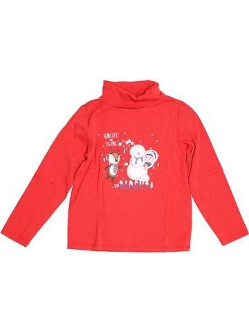 T-shirt col roulé garçon SERGENT MAJOR rouge 9 ans hiver #1524491_1