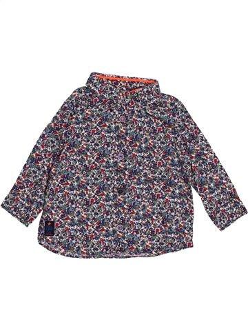 Camisa de manga larga niño CATIMINI violeta 12 meses invierno #1526372_1