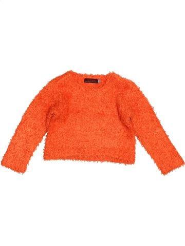 jersey niña CATIMINI naranja 2 años invierno #1526500_1