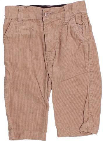 Pantalon garçon BOUT'CHOU rose 6 mois hiver #1526938_1
