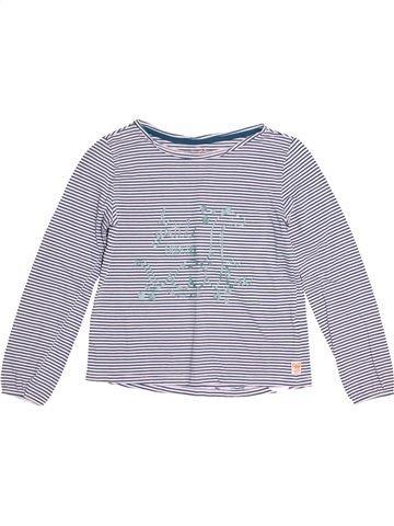 T-shirt manches longues fille SERGENT MAJOR violet 8 ans hiver #1527265_1