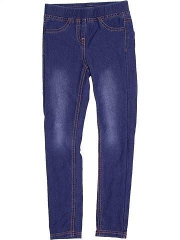 Legging fille KIABI bleu 6 ans hiver #1527874_1