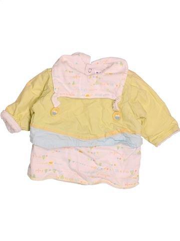 T-shirt manches longues fille SUCRE D'ORGE rose 1 mois hiver #1528087_1