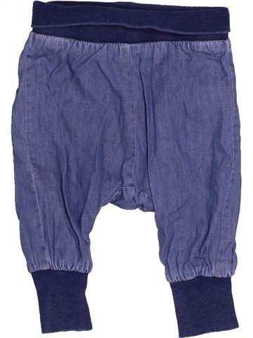 Pantalon fille TAPE À L'OEIL bleu 3 mois hiver #1528119_1