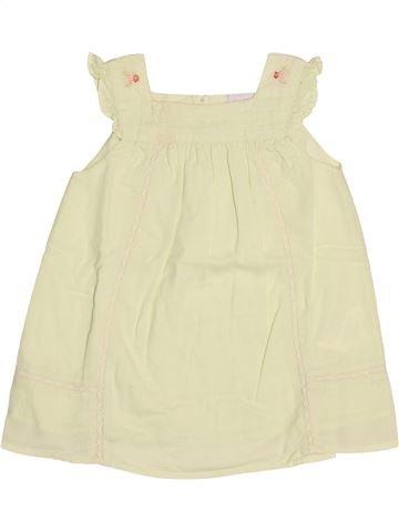 Robe fille CADET ROUSSELLE beige 12 mois été #1528323_1
