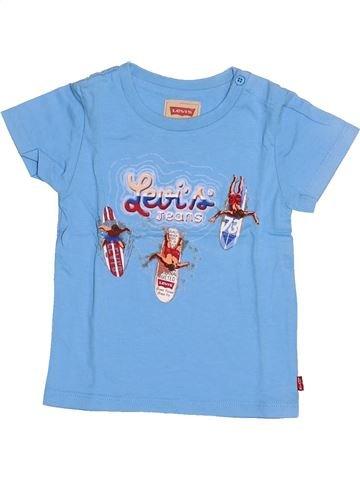 Camiseta de manga corta niño LEVI'S azul 18 meses verano #1528572_1