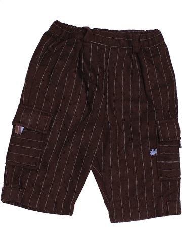 Pantalón niño JACADI marrón 6 meses invierno #1529639_1