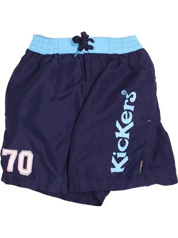 Maillot de bain garçon KICKERS bleu 10 ans été #1531103_1