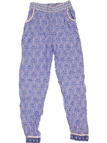 Pantalon fille MONSOON violet 13 ans été #1531524_1
