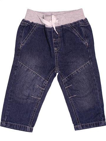 Pantalon garçon ZEEMAN bleu 12 mois été #1531867_1