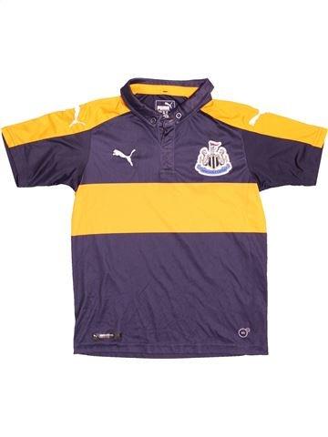 Camiseta deportivas niño PUMA violeta 10 años verano #1531883_1