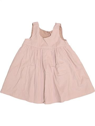Robe fille BOUT'CHOU violet 18 mois hiver #1532524_1