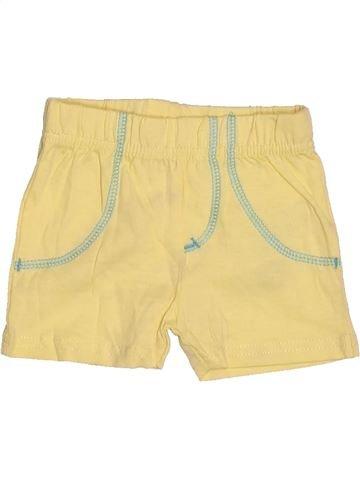 Short-Bermudas niño SANS MARQUE beige 0 meses verano #1533040_1