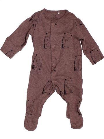 Pyjama 1 pièce garçon NEXT violet naissance été #1533089_1