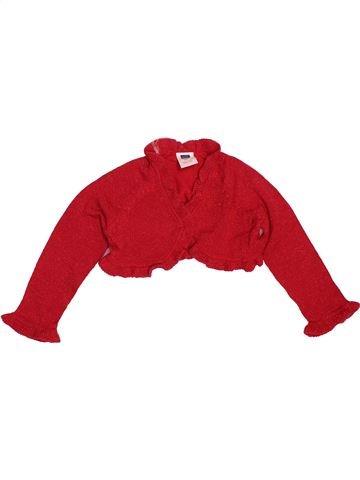 Bolero niña M&CO rojo 2 años invierno #1533328_1